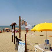 spiaggia per anziani Domus Santa Rita